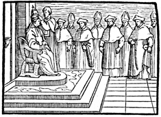 Coronation of the Pope