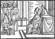 The Bestowal of Apostolic Authority on the Abbot
