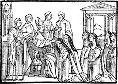The Blessing and Consecration of a Virgin