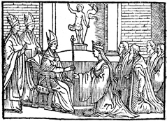 The Blessing and Coronation of a Queen Consort