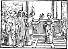 The Dedication or Consecration of a Church