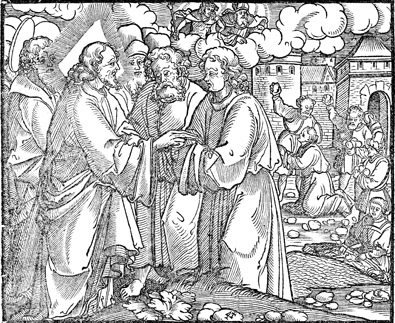 Stoning of the Prophets