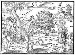 Fall of Adam and Eve