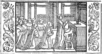 The Celebration of a Provincial Council or Synod