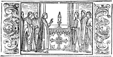 The Blessing of a Tabernacle for Conserving the Holy Eucharist