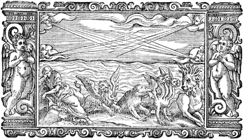 Vision of Four Beasts