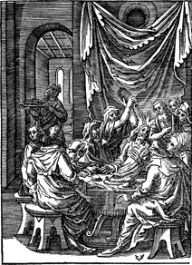 The Anointing of Jesus at Bethany