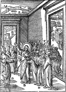Jesus Goes to the Feast of Tabernacles