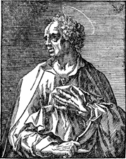 The Apostle James the Lesser