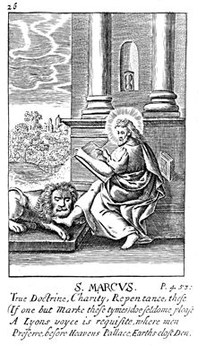 Saint Mark the Evangelist
