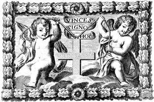 Historiated Title-Page Image