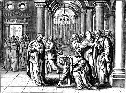 Trial of the Adulteress