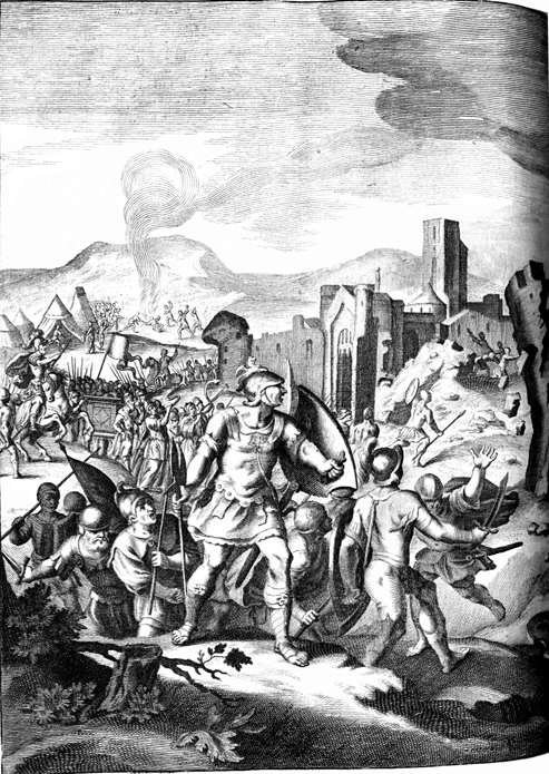 Battle of Jericho and Achan's Sin