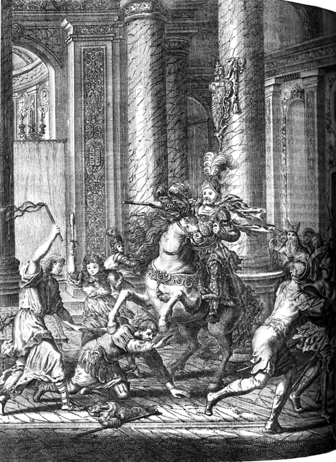 Death of Heliodorus