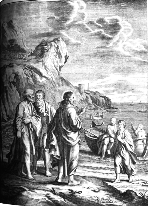 Calling Disciples and the Sermon on the Mount