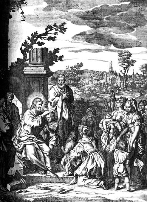 Jesus and the Little Children and the Rich Ruler