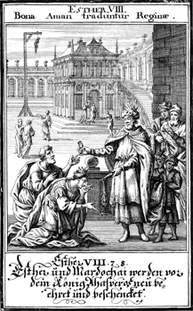 Esther and Mordecai Are Honored and Haman Executed