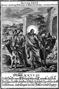 Jesus and the Inner Circle