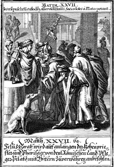 Priests and Pilate
