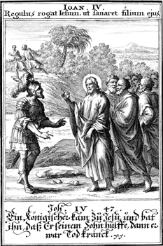 Healing of the Nobleman's Son