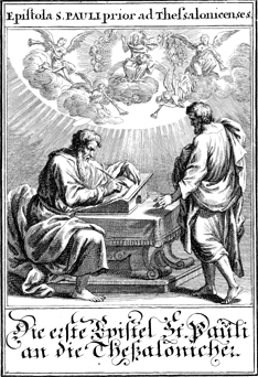 Paul's First Epistle to the Thessalonians