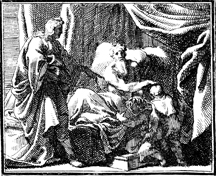 Jacob Blesses Ephraim and Manasseh