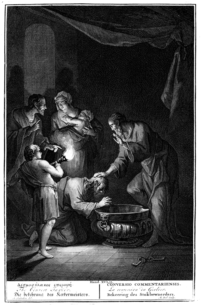 Conversion of the Jailer