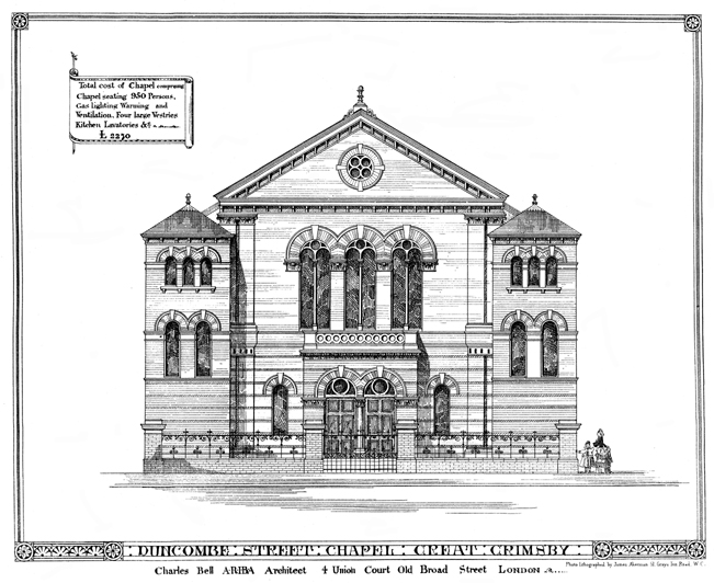 Duncombe Street Chapel, Great Grimsby