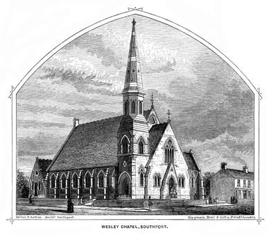 Wesley Chapel, Southport