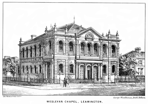 Wesleyan Chapel, Leamington