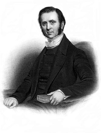 Portrait of James Gwyther