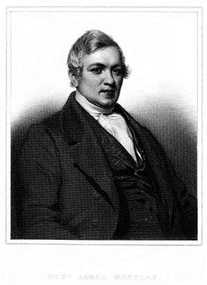 Portrait of James Methley
