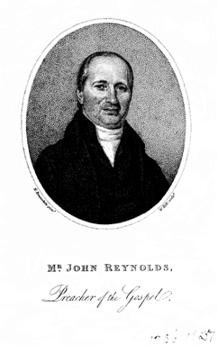 Portrait of John Reynolds