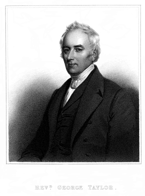 Portrait of George Taylor