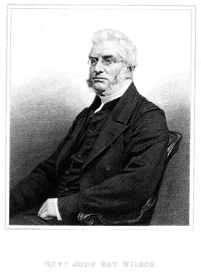 Portrait of John Gay Wilson
