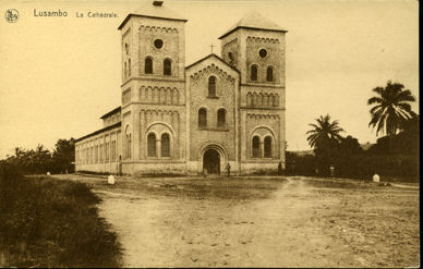 Lusambo La Cathedrale (Cathedral of Lusambo)