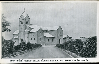 Eglise des R.R. Chanoines Premontres (Church of the R.R. Premonstratensian Canons)