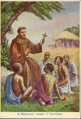 Il Missionario Insegna il Catechism (The Missionary Teaches the Catechism)