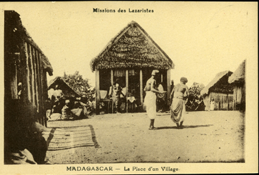 Missions des Lazaristes (Mission of the Lazarites)