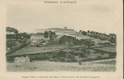 Maison Mere et Noviciat (House of the Mothers and Novitiate)