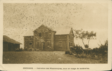 Habitation des Missionnaires (Home of the Missionaries)