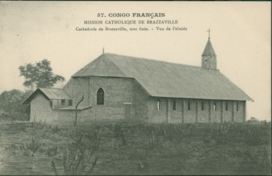 Cathedrale de Brazzaville (Cathedral of Brazzaville)