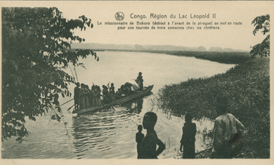 Region du lac Leopold (In the Vicinity of Lake Leopold)