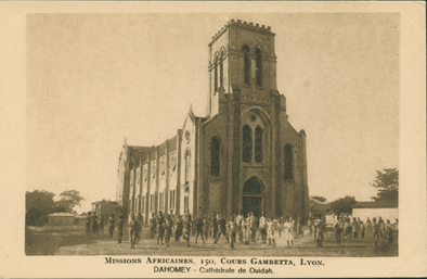 Cathedrale de Ouidah (Cathedral of Ouidah)