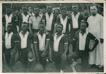 L'Equipe de Ecole Normale (The Team of the Normal School)